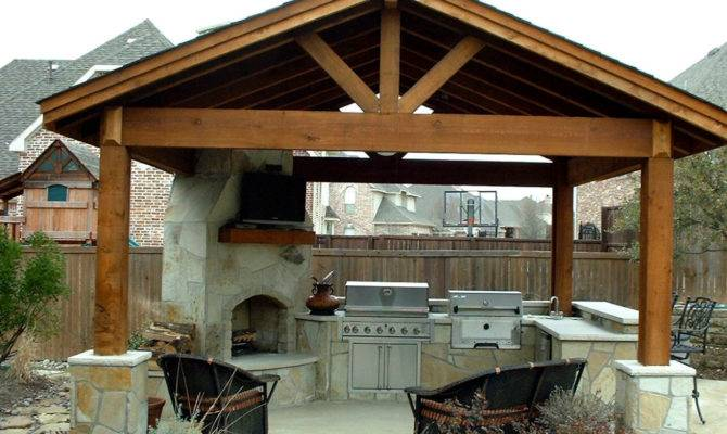 Outdoor Kitchens Among Preferred House Decoration