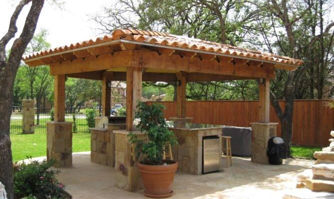Outdoor Kitchens Cabanas Fire Features Cascade Custom