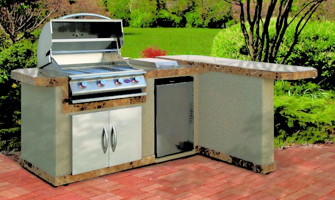 Outdoor Kitchens Ready Decks Kitchen Builder