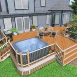 Outdoor Living Design Ideas Architectural Drawings