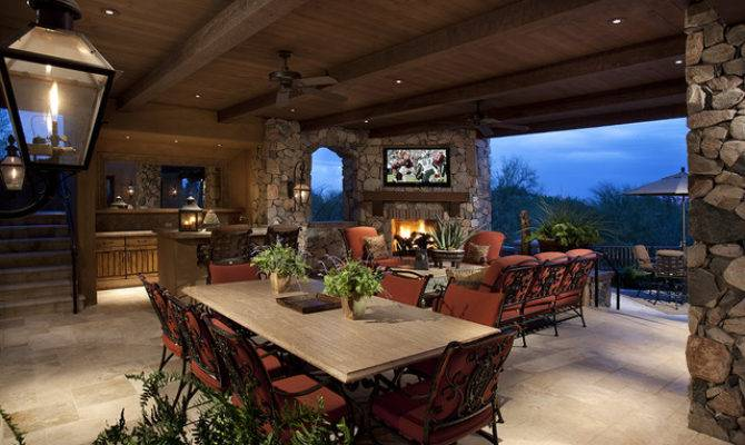 Outdoor Living Rooms Patio Homes Decoration Tips