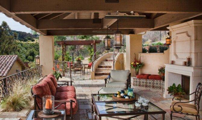Outdoor Living Spaces Ideas Rooms Hgtv