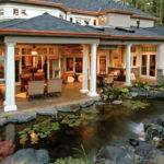 Outdoor Living Trends House Plans More