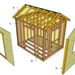 Outdoor Shed Plans Diy Wooden