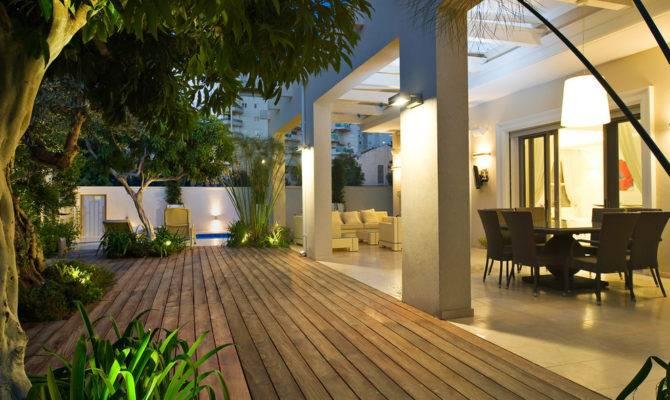 Outstanding Backyard Patio Deck Ideas Bring