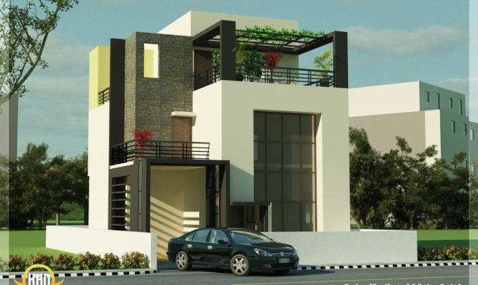 Outstanding Home Small Modern House Designs