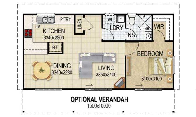 Outstanding House Plans Queensland Granny Flat