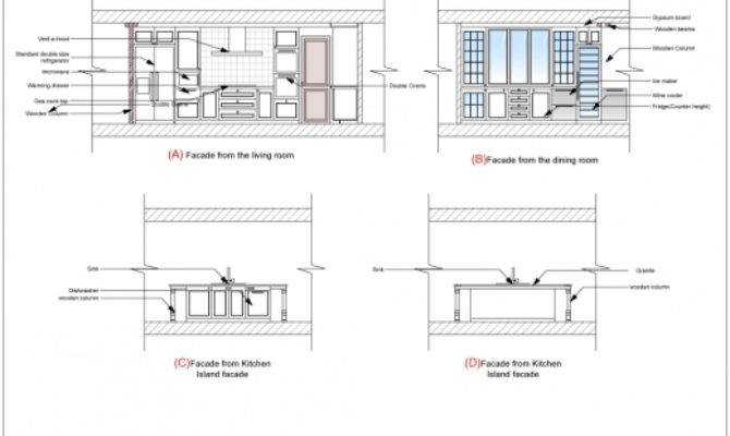Outstanding Plan Section Elevation Houses Pdf
