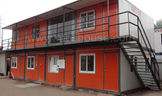 Overseas Hot Sell Prefab Hosue Luxury Detachable Container