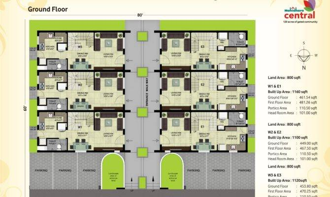 Overview Mahidhara Central Chennai Projects