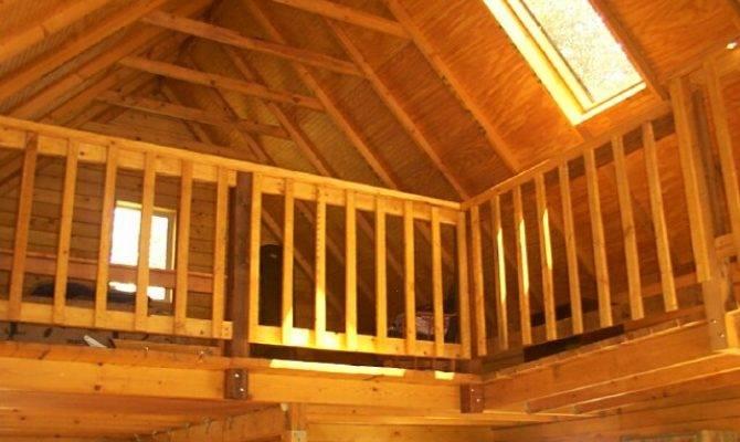 Owner Built Cabin