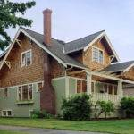 Pacific Northwest Home Style Craftsman