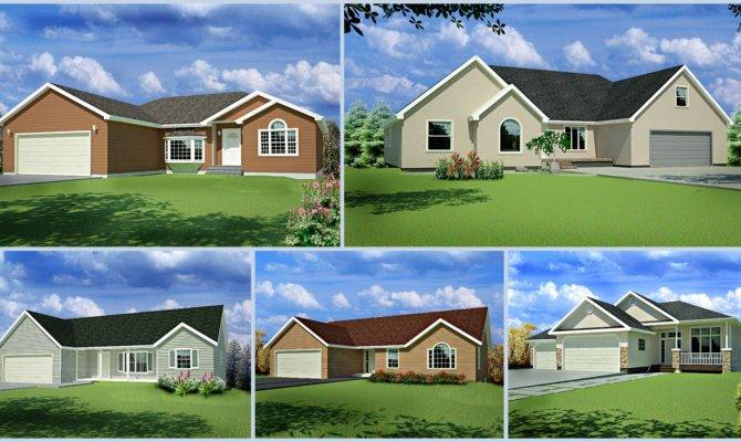 Package Renderings Autocad House Plans Each