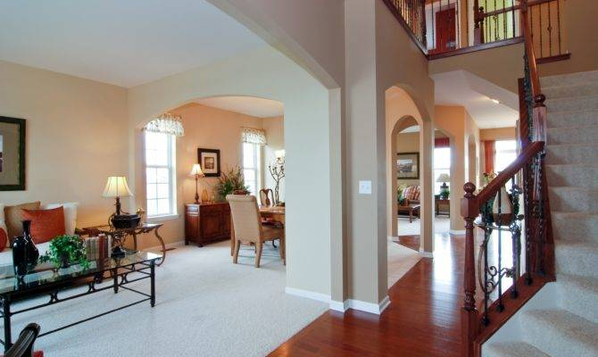 Paint Color Ideas Open Floor Plans