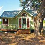 Painted Lady Victorian Tiny House Texas Houses