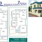 Pakistan Marla House Plan Design Further Map
