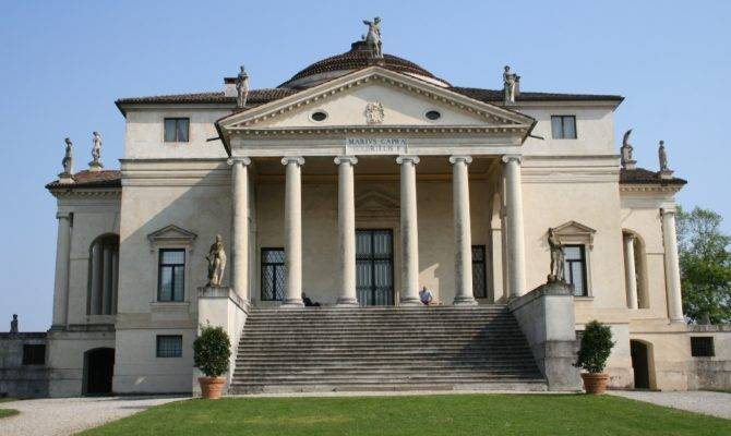 Palladian Architectural Styles America Europe