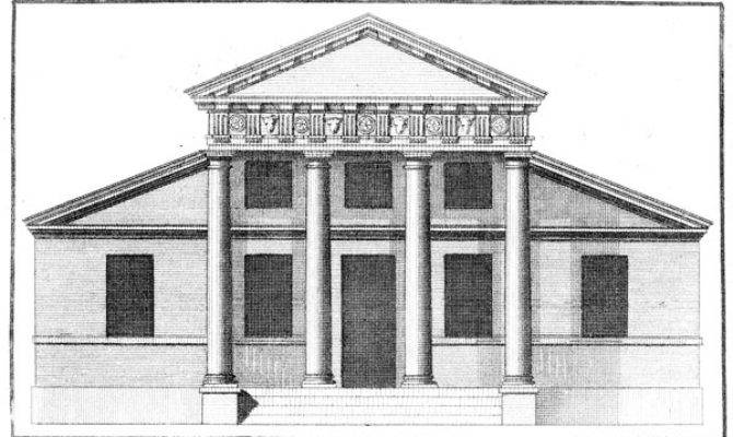 Palladian Architecture Wikipedia