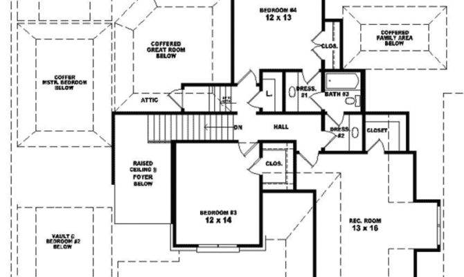 Palladian Luxury Home Plan House Plans More