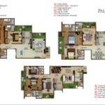 Palm Resort Floor Plans Chalet Pinterest Palms