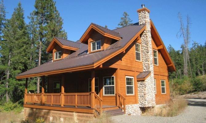 Pan Abode Cedar Homes Custom Cabin Kits Designed