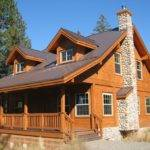 Pan Abode Cedar Homes Custom Cabin Kits