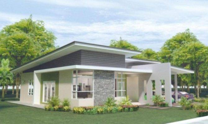 Pan Villa Properties Proposed Single Storey Bungalow