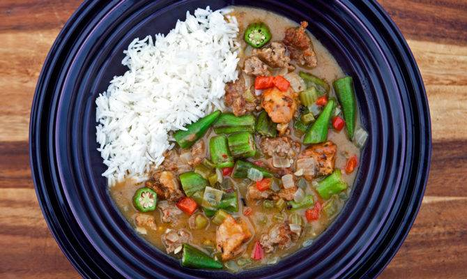 Panna Low Country Gumbo