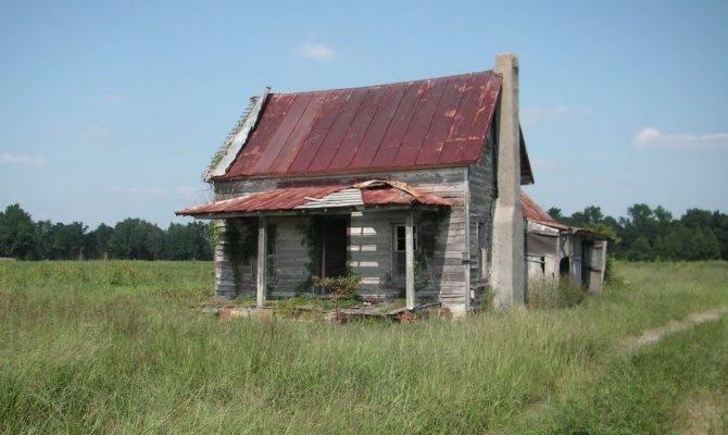 Panoramio Farm Tenant House Pitt County