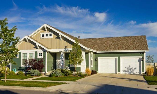 Panoramio Modern Rambler Style House