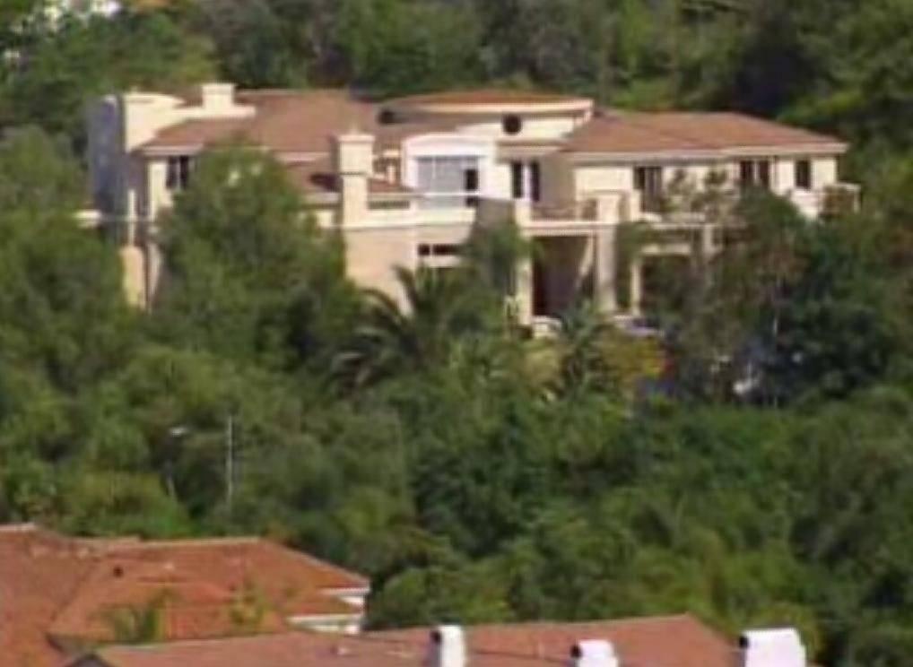 Panoramio Newlyweds Jessica Simpson Nick Lachey House Home Plans Blueprints 83329
