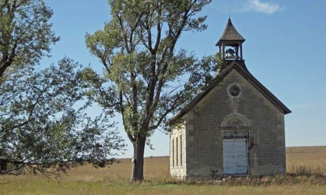 Panoramio Old School House Prairie