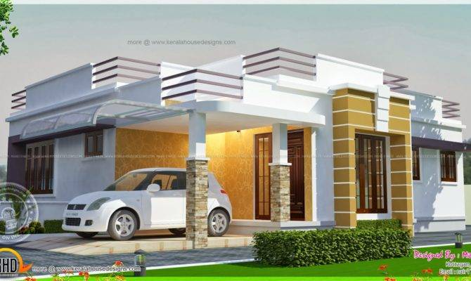 Parapet House Plans Base