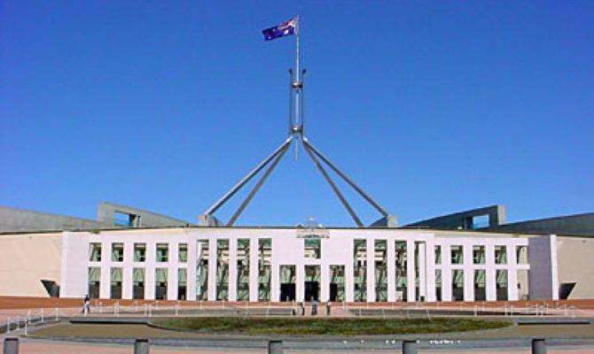 Parliament House Federal Government Plans Introduce Raft