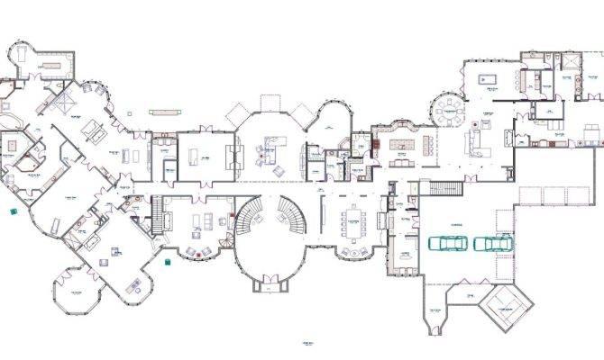 Partial Floor Plans Have Designed Part