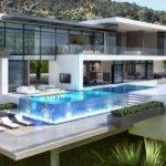 Passion Luxury Contemporary Mansions Sunset Plaza Drive