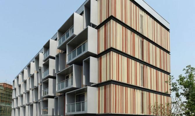 Passive House Subtropics Residential Building Near