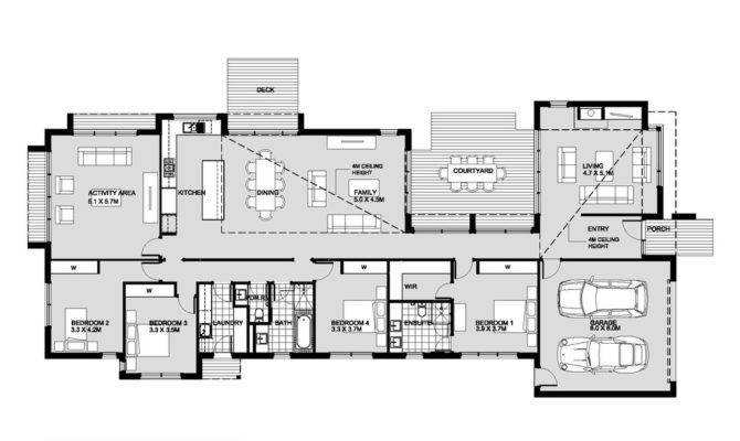 Passive Solar House Floor Plans Australia Escortsea