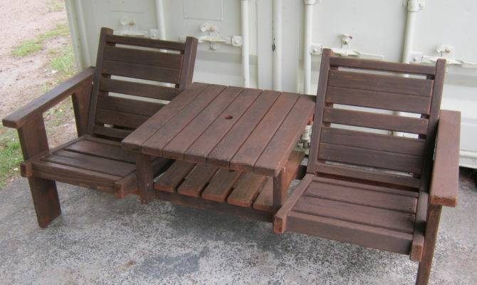 Patio Furniture Timber Deck Restoration Brisbane Sunshine Coast