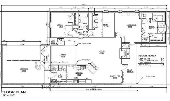Patio Home Floor Plans Unique
