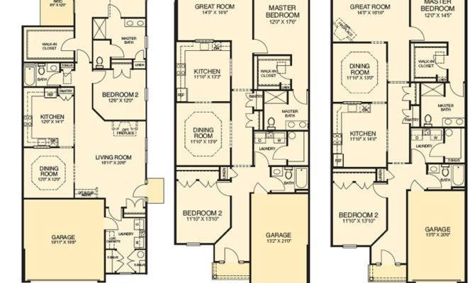Patio House Plans Home Floor