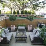 Patio Ideas Small Yard Landscaping Gardening