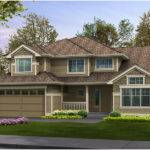 Patterson Woods Craftsman Home Plan House Plans More