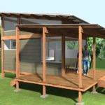 Pavilion Tiny House