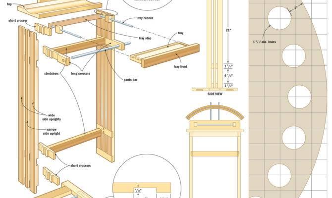 Pdf Diy Woodworking Plans Valet Stand