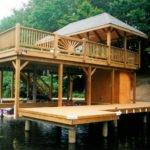 Pdf Lake Boat House Designs Northwest Wooden School
