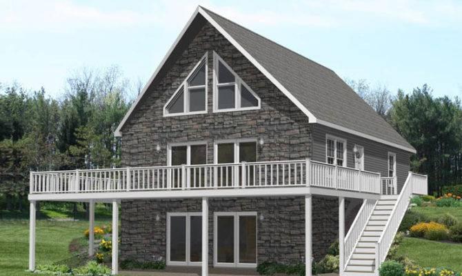 Penniman Modular Home Floor Plan