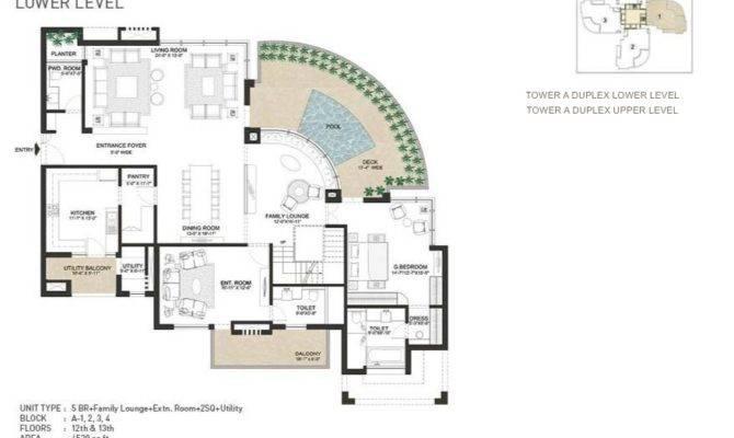 Penthouse Iii Lower Floor