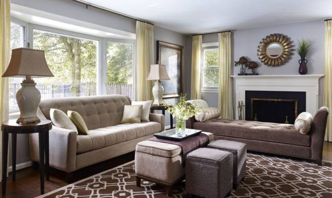 Perfect Blending Traditional Soft Contemporary Feel