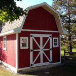 Perfect Gambrel Roof Barn Plans Danutabois